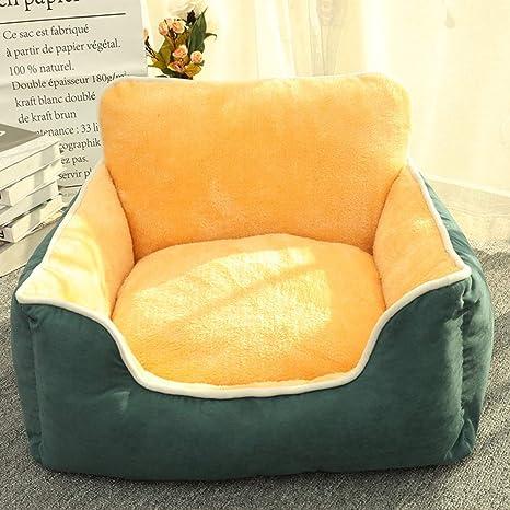 Amazon.com: TGFHKUB - Sofá cama desmontable y lavable para ...