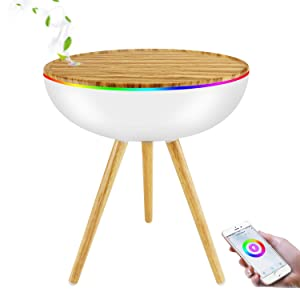 Smart Large Essential Oil Diffuser 1000ML, APP & Voice Control WiFi Aromatherapy Diffuser Work with Alexa & Google Home APP 3 Mist Mode Timer Ultrasonic Humidifier for Room, Home, Office & Bedroom