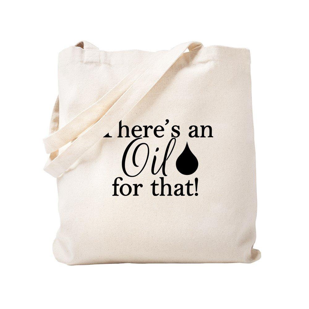 CafePress – Oil for That BK – ナチュラルキャンバストートバッグ、布ショッピングバッグ S ベージュ 1615672062DECC2 B0773QXF96 S