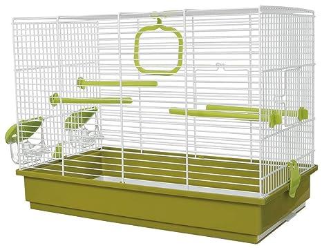 VOLTREGA Jaula para PAJAROS 611BV: Amazon.es: Productos para mascotas