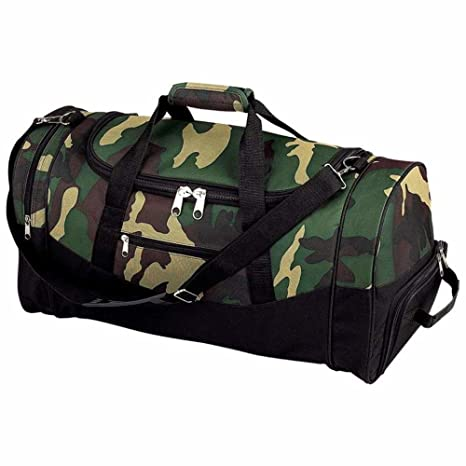 c76d0e0e1f Amazon.com  WMU 23 Duffle Bag