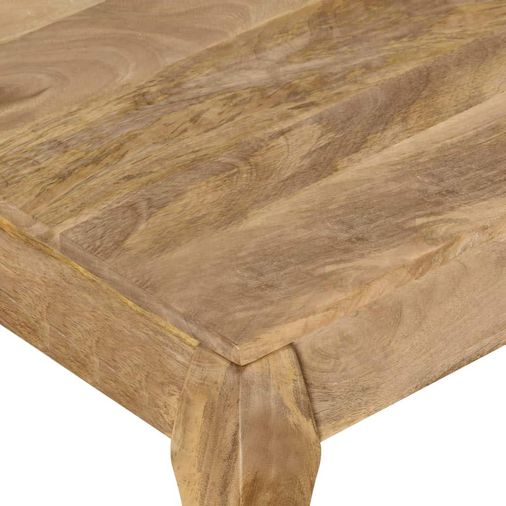 Tavolino da Salotto Comodino 116x66x41cm Tidyard Tavolino da caff/è in Stile Vintage in Legno Massello di Mango,Tavolino Laterale