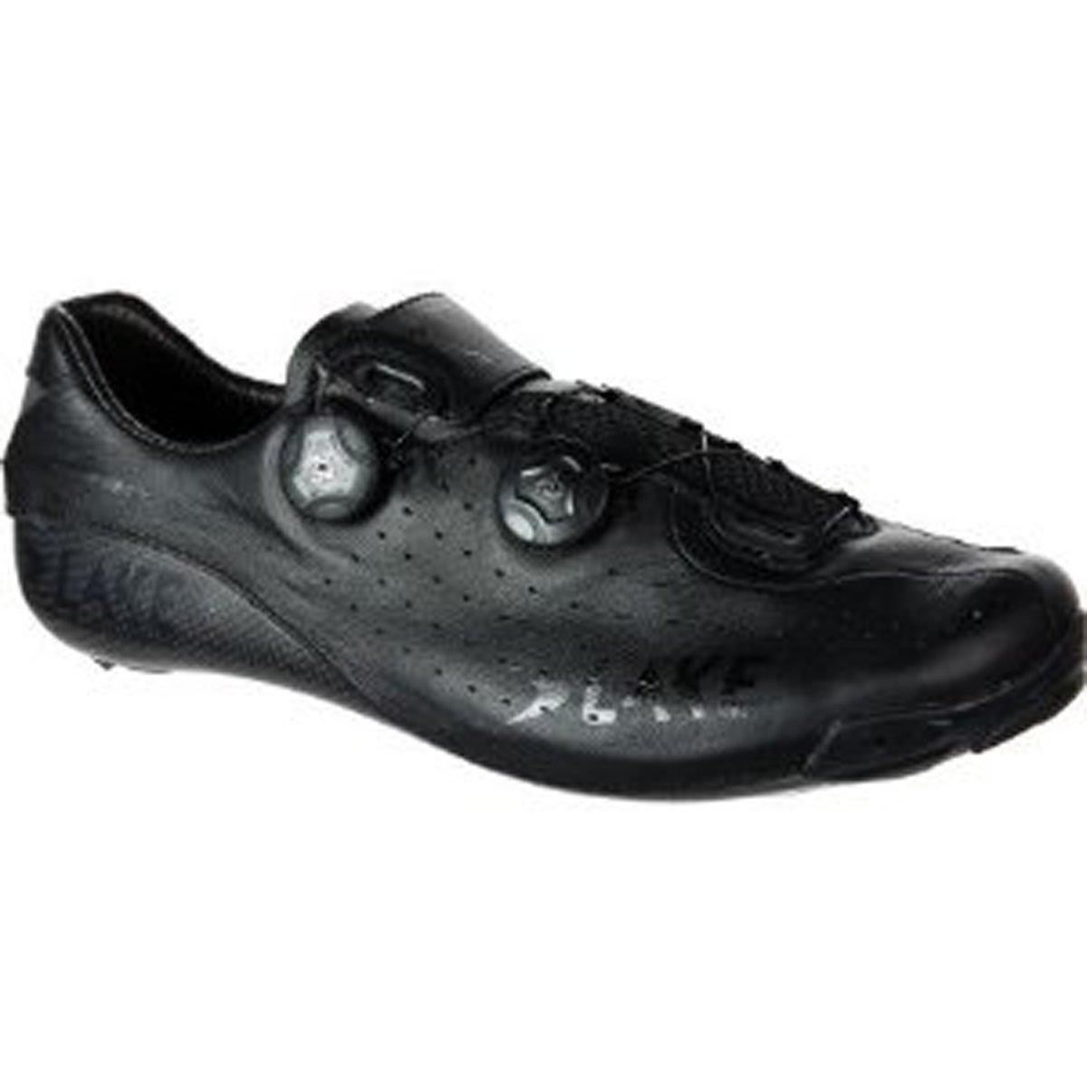 Lake CX402 Shoes - Men's B00JVW14SU 44.5|Black/Black