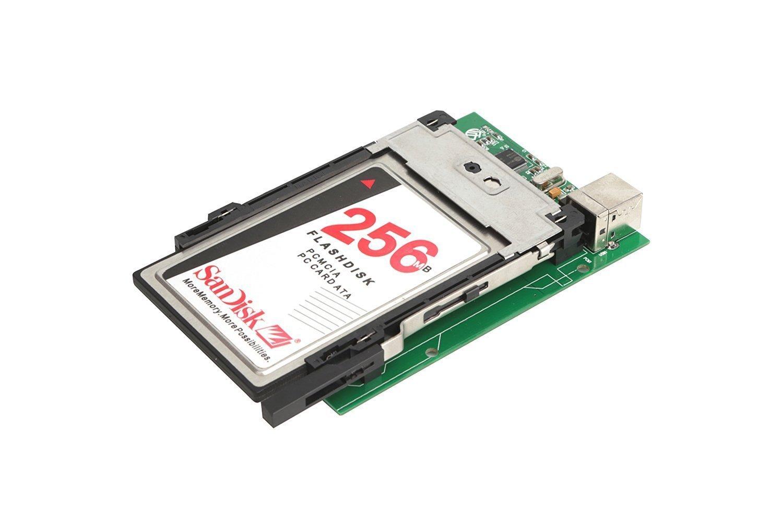 Generic (TM) Lector de Tarjeta de PCMCIA USB 2.0 ATA Apoyo ...