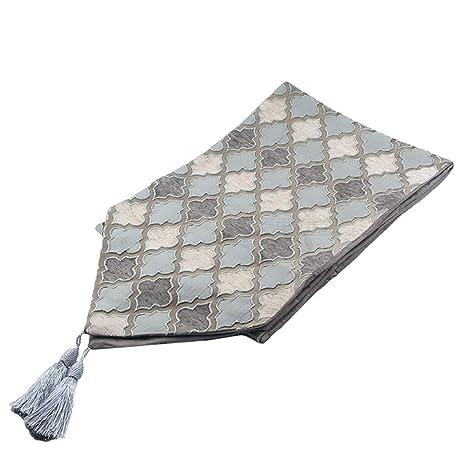 Multi-Table Caminos de Mesa Table Cloth Manteles Clásica Villa Bandera de Cama Toalla de