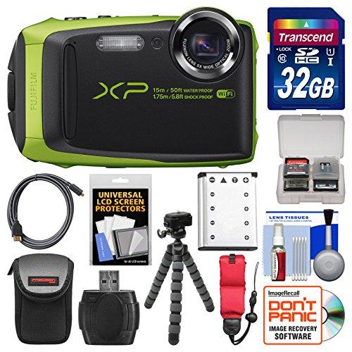 Fujifilm FinePix XP90 Shock & Waterproof Wi-Fi Digital Camer