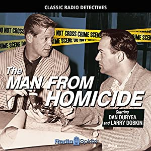 The Man from Homicide Radio/TV Program