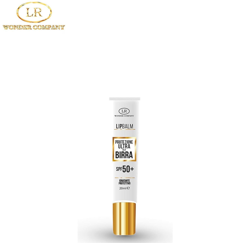 Lip Balm, protección labios ULTRA con cerveza, protege del sol y el viento, protección solar SPF 50+ (20 ml) - LR Wonder Company
