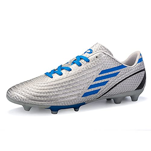 c909e46a5 Amazon.com | YING LAN Men's Boy's Turf Cleats Soccer Athletic Football  Outdoor/Indoor Sports Shoes AG Color 4 | Soccer