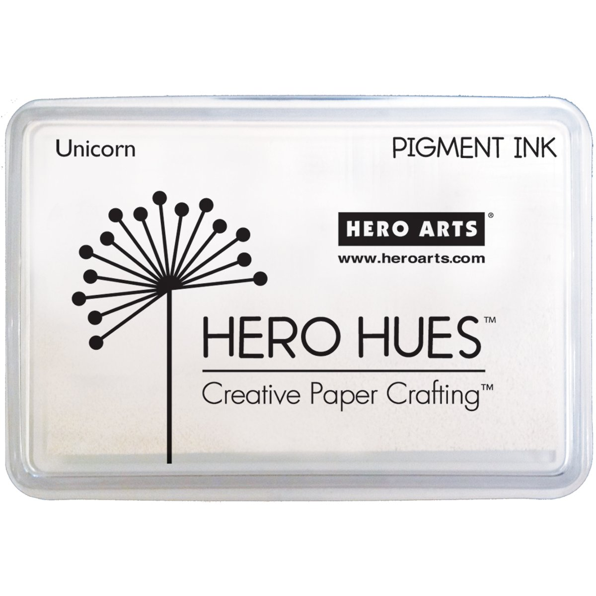 Hero Arts AF249 Unicorn Pigment Ink Pad Inc.