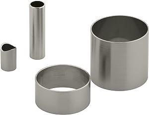 Kohler K-6798-BN Iv Georges Brass Accent Kit, Vibrant Brushed Nickel