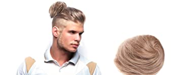 Amazon the original man bun instant clip on bun hair the original man bun instant clip on bun hair extension blonde pmusecretfo Choice Image