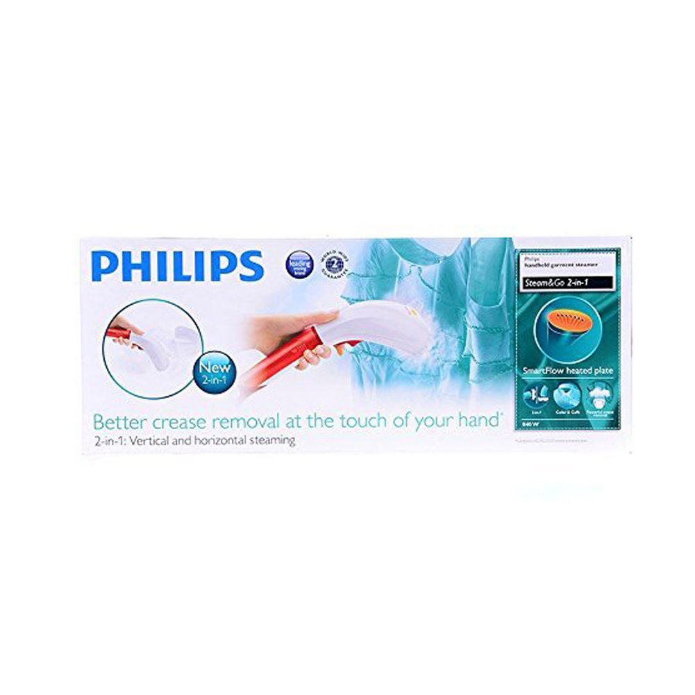 Philips Gc330 Steamgo 2 In 1 Handheld Garment Steamer Free Ongkir Dry Iron Hi 1172 1000w 20g Mln 220v Home Kitchen