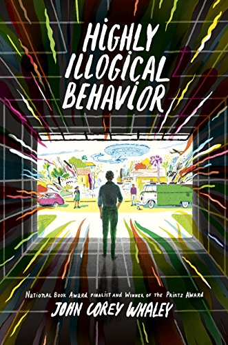 Highly Illogical Behavior Corey Whaley ebook product image