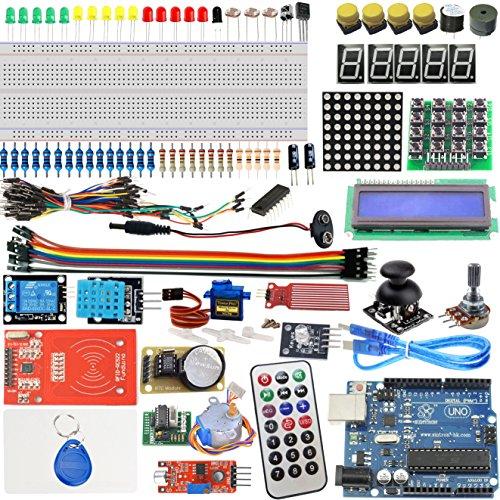 Sintron Various Sensors Arduino Learner