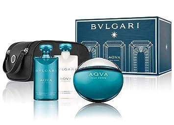 d2002d7742 Bvlgari Aqva Ph Set (EDT, 100ml + After Shave Balm, 75ml + Shampoo ...