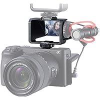 SHEAWA Camera Vlog Selfie Flip Screen Bracket voor Sony A6500/6300/A73 Video Shooting Reverse Mirror Mount