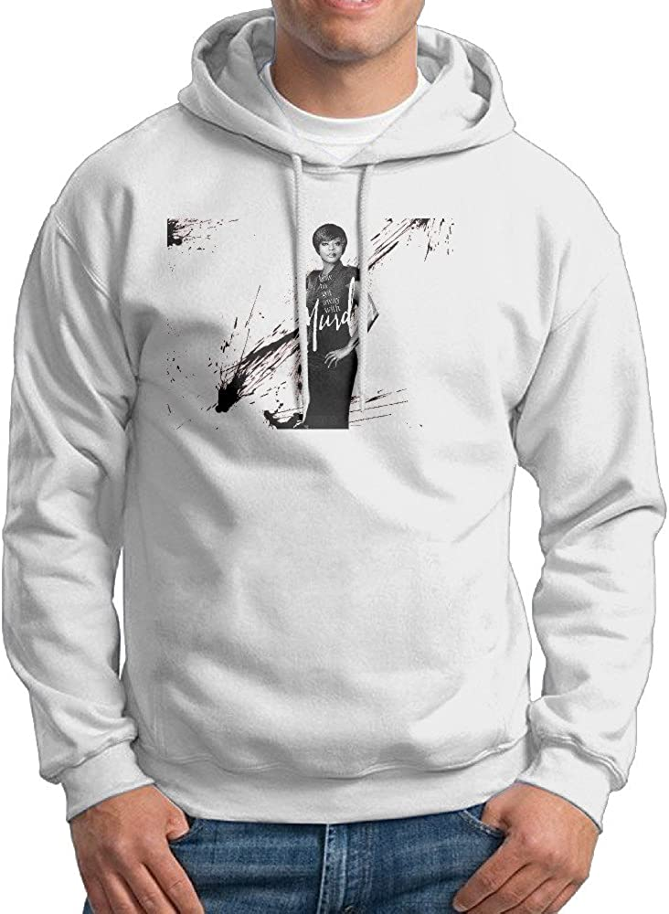 Mens How To Get Away With Murder Annalise Hooded Sweatshirt
