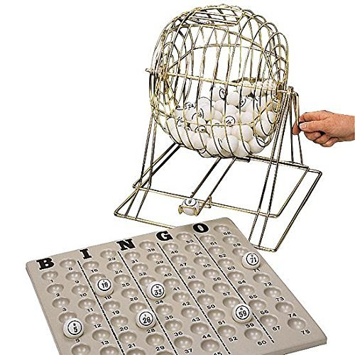 Bingo - Institutional 15'' Cage Set