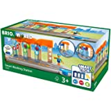 BRIO World - Smart Tech - 33874 - STATION DE LAVAGE POUR LOCOMOTIVE INTELLIGENTE