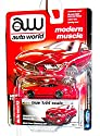 1/64 2015 Ford Mustang GT NEW TOOL(レッド) 「Premium-Release 3 B」 AW64022B