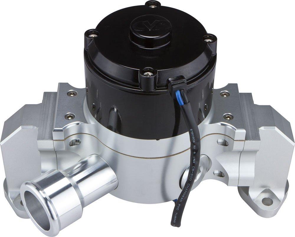 CVR Performance 8550CL Clear Billet Aluminum Electric Water Pump by CVR Performance