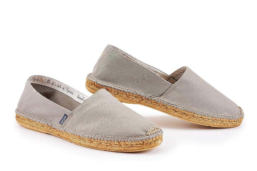 f5e35abd940 Amazon.com  VISCATA Handmade in Spain Men s Sitges Canvas Authentic and  Original Espadrilles  Shoes