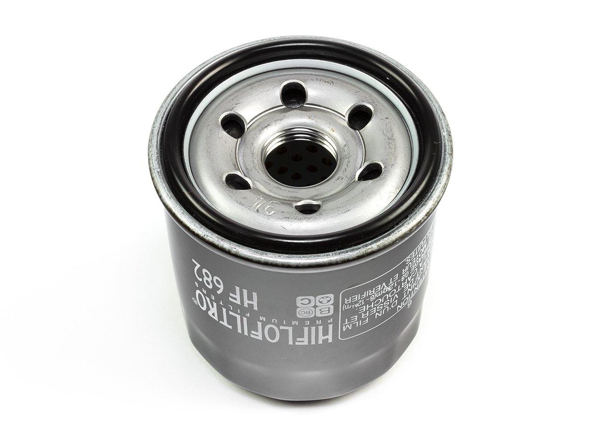 /Ölfilter Hiflo HF682 f/ür Hyosung