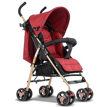 GKBMSP Carrito de bebé Sistema de Viaje de Silla de Paseo ...