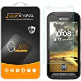 [2-Pack] Supershieldz for Kyocera DuraForce PRO Tempered Glass Screen Protector, Anti-Scratch, Anti-Fingerprint, Bubble Free, Lifetime Replacement Warranty