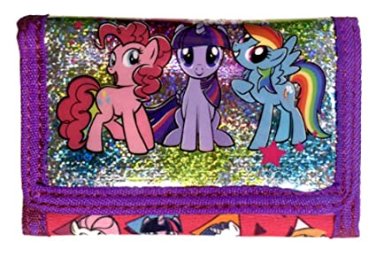 My Little Pony - Cartera de Monedero con Monedero Infantil