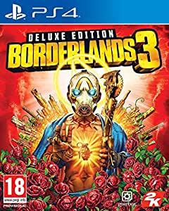 Borderlands 3 Deluxe Edition Play Station 4 (PS4)