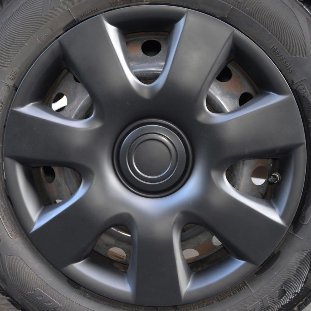 Amazon.com: BDK Tapacubos para Toyota Camry réplica 15 ...