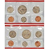 1993 US Mint Uncirculated 10-Coin Set P&D in