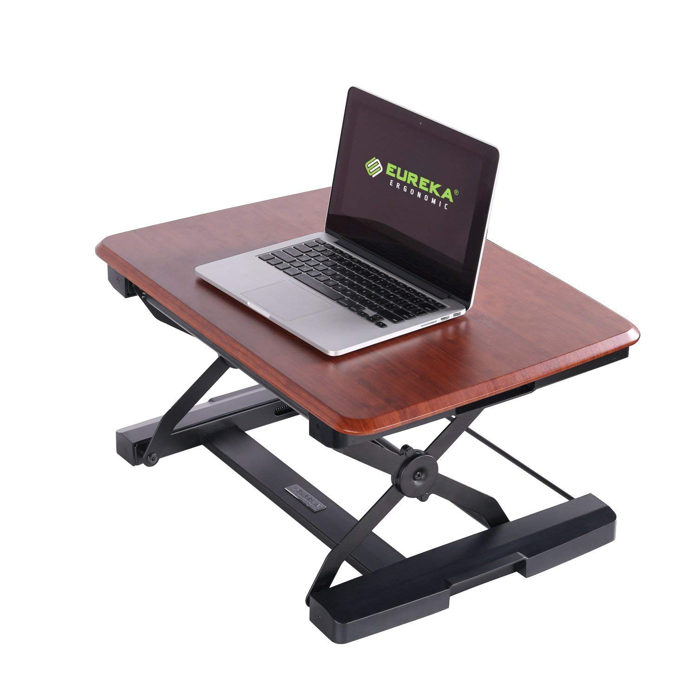 Amazon Com Eureka Ergonomic 26 Adjustable Laptop Standing Desk
