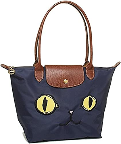Longchamp Le Pliage Miaou Cat Limited 2605 576 556: Handbags ...