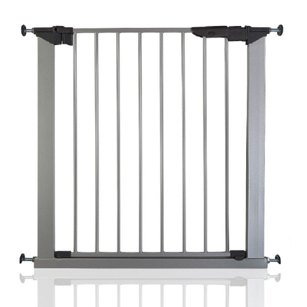 BabyDan Premier B/éb/é Barri/ère de S/écurit/é en pour Escalier Argent 105,5-112,8cm