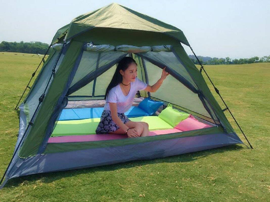 FXX Guo Zelt Outdoor Produkte Outdoor Geeignet für 2-3 Personen, Das Zelt Guo zu Verwenden, Camping Camping Strand Freizeit Zelte, Vier Seiten der Netzwerk-Belüftung Belüftung und Anti-Mosquito, Wasserdicht S d22969