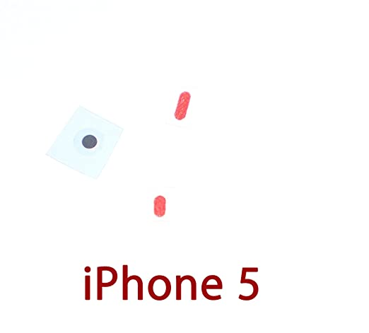 Iphone 5 liquid water damage indicator seal warranty sensor set 3 stickers