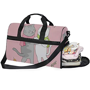 Image Unavailable. Image not available for. Color  Travel Tote Luggage  Weekender Duffle Bag 829a532e5a41d