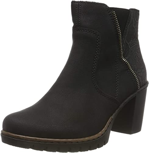 best loved buy popular 50% price Rieker Women's Herbst/Winter Ankle Boots: Amazon.co.uk: Shoes & Bags