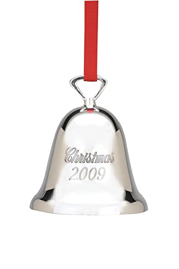 Amazon.com: Reed & Barton 2009 Annual Dated Christmas Bell ...