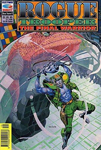 Rogue Trooper (2nd Series) #9 VF/NM ; Fleetway Importance comic book
