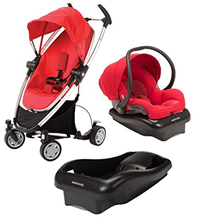 Amazon.com : Quinny Zapp Xtra Stroller with Maxi-Cosi Mico AP Infant