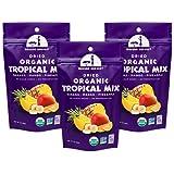 Mavuno Harvest Fair Trade Organic Dried Fruit Tropical Mix, 3 Count