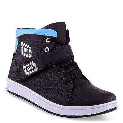 Buy AdyBird Mens Nero Black High Ankle