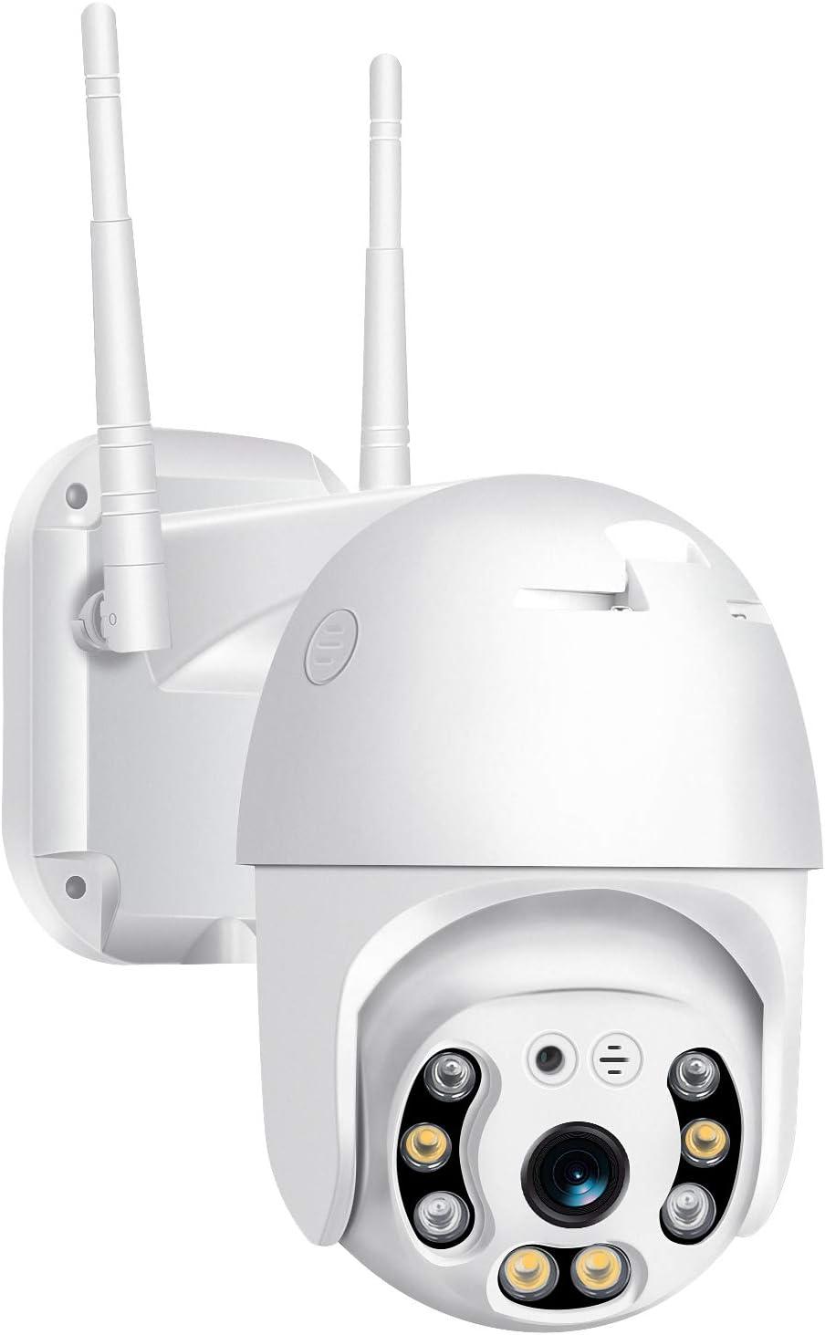 1080P HD Wifi Wireless IP Camera Security 8//10 LED Dual Light Camera IP66 Mini