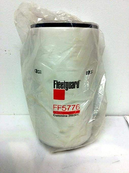 Genuine Fleetguard FF5776 Fuel Filters 6 Pack Cummins 2893612