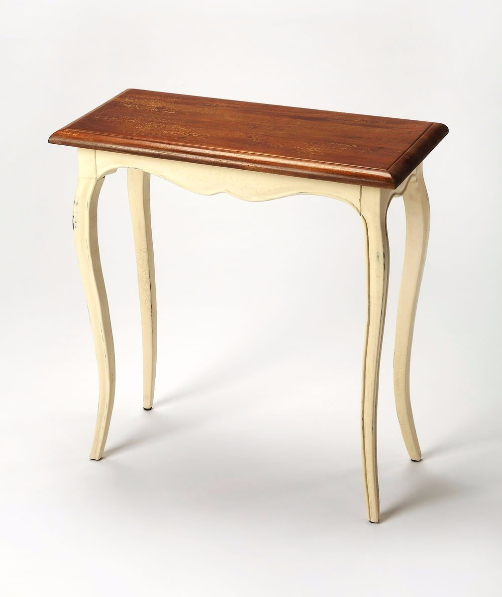 Ambiant Traditional CONSOLE TABLE Beige