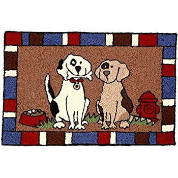 This Item Jellybean Dog Pals Forever Indoor Outdoor Accent Rug
